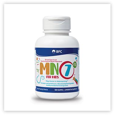 Premium MN7 Multivitamin Kids Gums